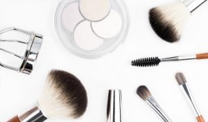makeup products contain an abundance of chemicals acting as harmful estrogens